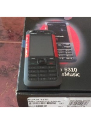 NOKIA 5310 ROSU Xpressmusic RECONDITIONAT